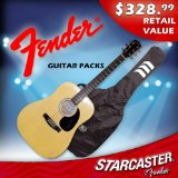 Fender Starcaster Acoustic Guitar Pack Review