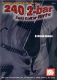 Mel Bay 240 2-Bar Jazz Guitar Riffs