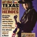 Guitar Licks of the Texas Blues Rock Heroes Book (The Guitar Lick Factory Player Series)