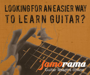 Jamorama Guitar Lessons – Beginner Course Review