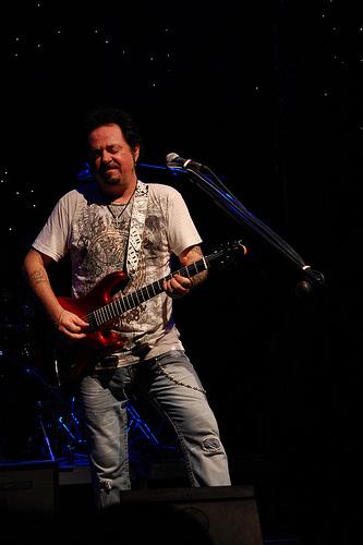 Steve Lukather – Transition Album