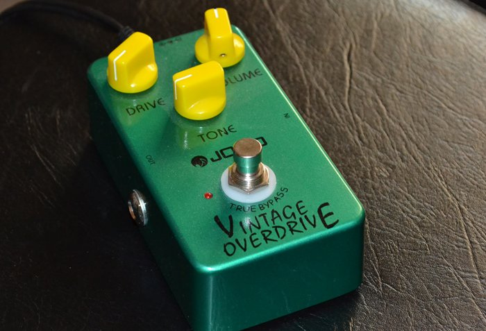 Joyo Vintage Overdrive Review