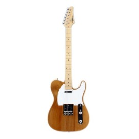 Legacy Solid Body Single Cutaway Electric Guitar, Natural