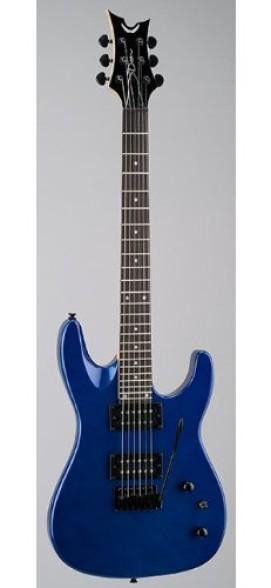 Dean Vendetta XMT Electric Guitar with Tremolo – Metallic Blue