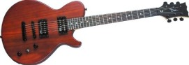 Dean EVO XM Solid Body Electric Guitar – Satin Natural