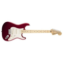 Fender Deluxe Roadhouse Stratocaster, MN, Candy Apple Red