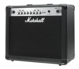 Marshall MG30CFX MG Series 30-Watt Guitar Combo Amp