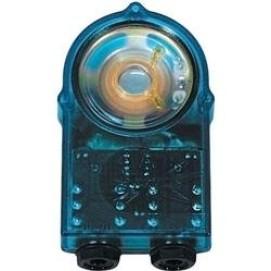 Smokey Amp Mini Amp Translucent Blue