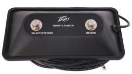 Peavey Two-Button Stereo Footswitch