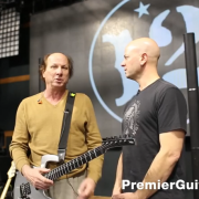 Adrian Belew's Guitar Rig