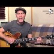 Basic Jazz Rhythm Guitar (Guitar Lesson JA-002)
