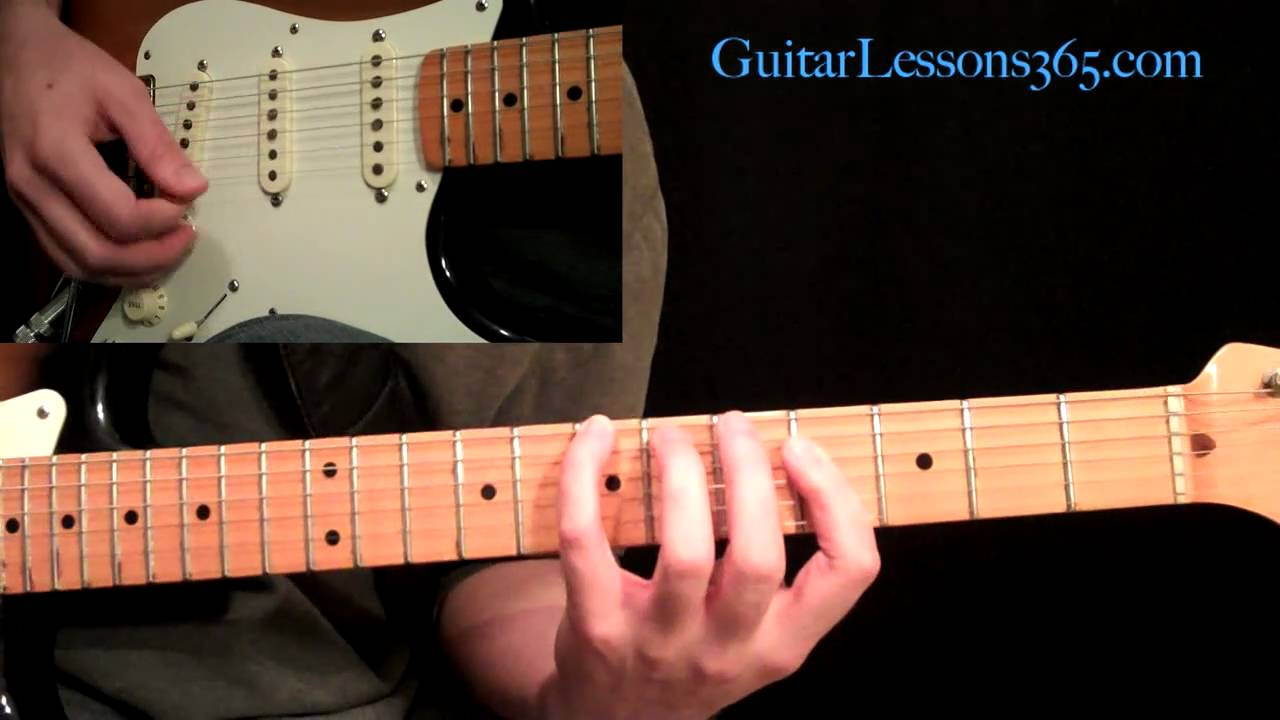 Eric Johnson Lesson