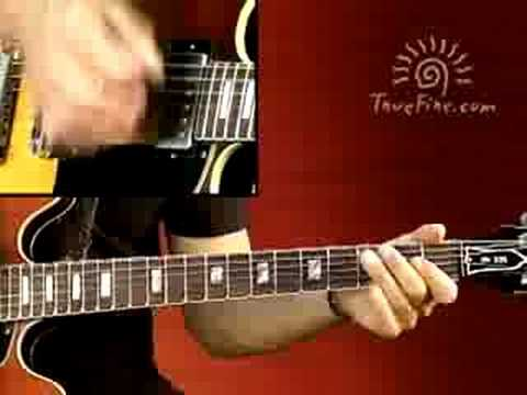 Larry Carlton Rhythm Guitar Lesson – TrueFire