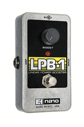 Electro-Harmonix LPB-1 Linear Power Booster Preamp Pedal