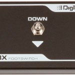 DigiTech FS3X Three-Function Foot Switch