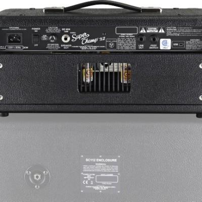 Fender Super Champ X2 15-Watt Guitar Amp Head
