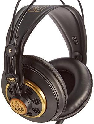 AKG K 240 Semi-Open Studio Headphones