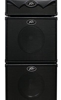 Peavey 03611000 1 x 12 Extension Guitar Cabinet, Black