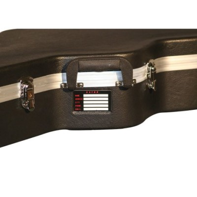 Gator Cases GC-335 ABS Plastic 335 and Semi-Hollow Electric Guitar Case
