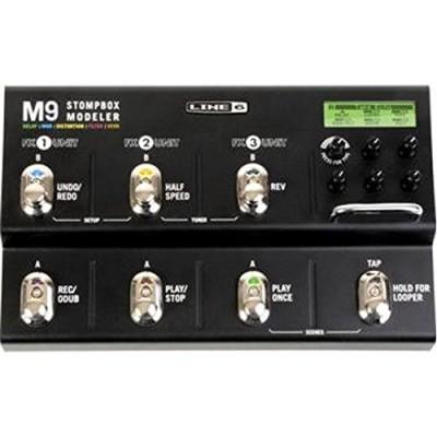 Line 6 M9 Stompbox Modeler Guitar Multi Effects Pedal