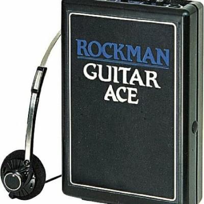 Dunlop GA Rockman Guitar Ace