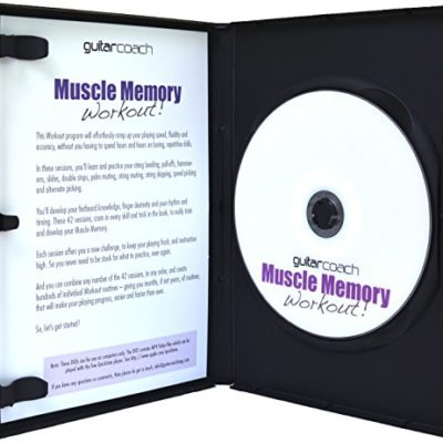 Guitar Muscle Memory Workouts: Master Your String Bending, Pull-Offs, Hammer Ons, Slides, Double Stops, Palm Muting, String Muting, String Skipping, Speed Picking, Alternate Picking and More